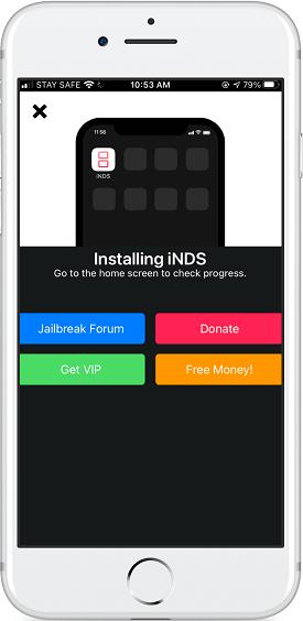 inds emulator install