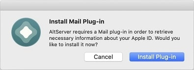 install mail plug-in altstore