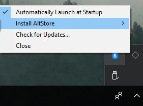 install altstore windows
