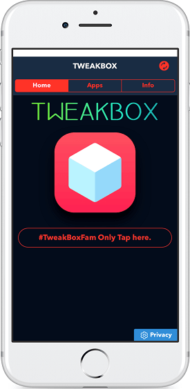 tweakbox home